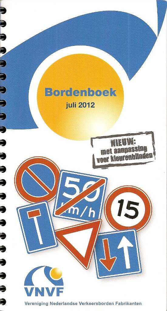 VNVF bordenboek